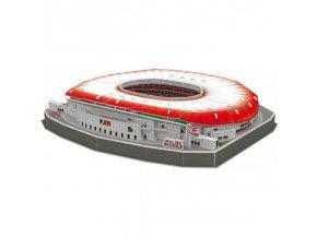 3D Puzzle Atletico Madrid FC Stadion