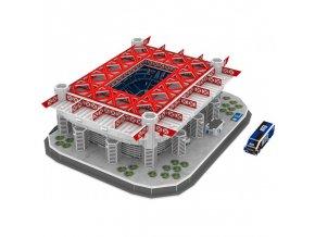 3D Puzzle Inter Milan Stadion