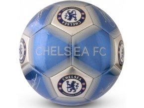 Fotbalový Míč Chelsea FC s podpisy hráčů
