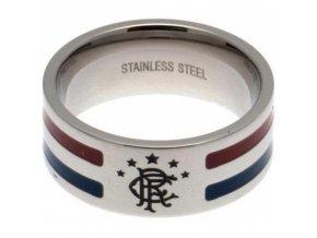 Prstýnek Rangers FC Colour Stripe S