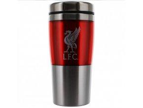 Cestovní Hrnek Liverpool FC Kovový