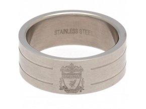 Prstýnek Liverpool FC Stripe L