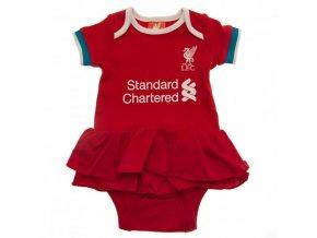 Dětské Body Liverpool FC 6/9 sukénka