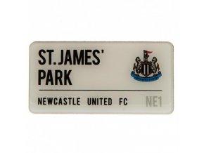 Magnet Newcastle United FC Název Ulice