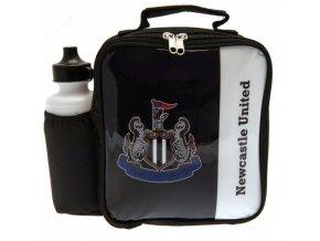 Taška Newcastle United FC na svačinu s láhví