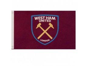Vlajka West Ham United FC cc