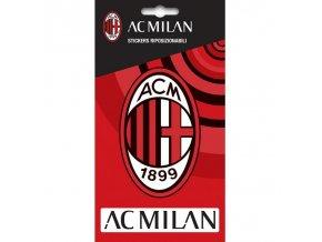 Samolepka AC Milan