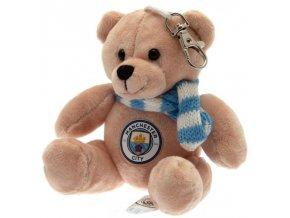 Přívěsek Manchester City Plyšák Buddy