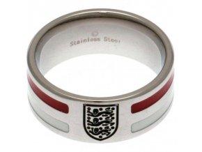 Prstýnek England FA Stripe M
