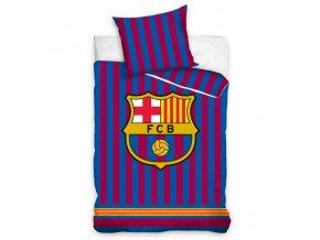 Povlečení Barcelona FC Pruhové
