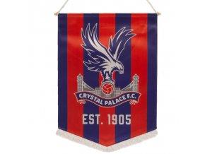 Vlaječka Crystal Palace FC 38x28cm