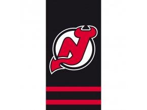 Osuška NHL New Jersey Devils Black