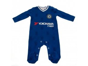 Dětské Pyžamo Chelsea FC 6/9 měsíců ln