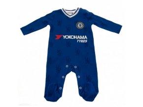 Dětské Pyžamo Chelsea FC 12/18 měsíců ln