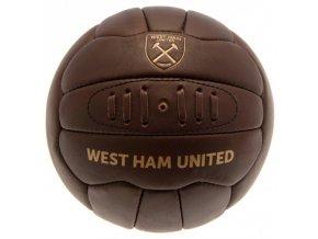 Fotbalový Míč West Ham United FC Retro Heritage