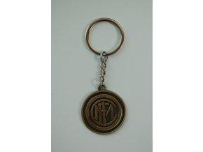 Přívěsek na klíče Inter Milán - bronz
