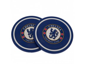 Silikonový Tácek Chelsea FC Sada 2ks