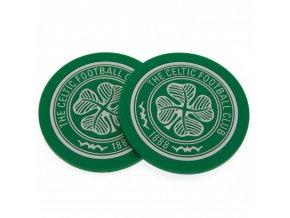 Silikonový Tácek Celtic FC Sada 2ks