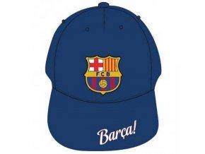Kšiltovka Barcelona FC Dětská 52cm ry