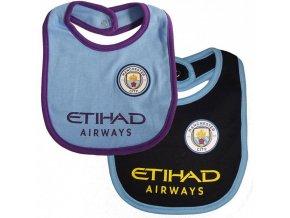 Bryndáček Manchester City FC - 2 kusy pl