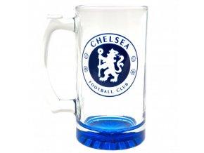 Pivní Sklenice Chelsea FC cc