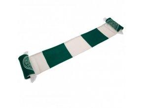 Šála Celtic FC Pruhovaná