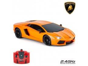 Lamborghini Aventador Auto Na Dálkové Ovládání 1:18