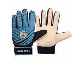 Brankářské Rukavice Manchester City FC junior
