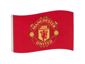 Vlajka Manchester United FC cc