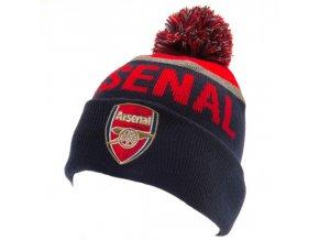 Čepice Arsenal FC lyžařská ng
