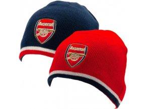 Čepice Arsenal FC Oboustranná
