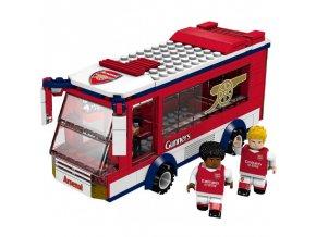 Autobus Arsenal FC z kostek