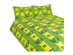 Povlečení FC Norwich City Na Dvojlůžko