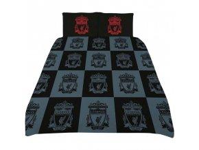 Oboustranné povlečení FC Liverpool Na Dvojlůžko