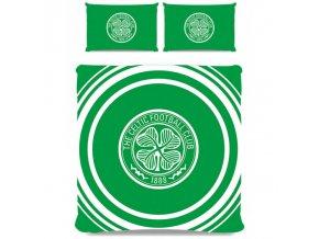 Oboustranné povlečení FC Celtic Na Dvojlůžko