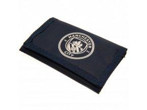 Peněženka Manchester City FC cr