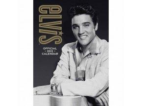Kalendář Elvis Presley 2022