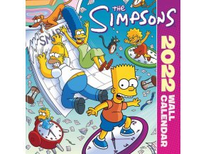 Kalendář The Simpsons 2022