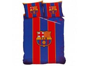 Bavlněné povlečení FC Barcelona Na Dvojlůžko