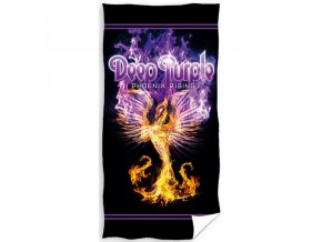Froté osuška Deep Purple Phoenix Rising