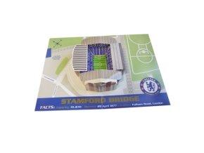 3D Přání CHELSEA FC Stadion