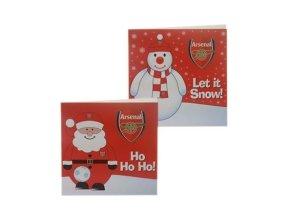 Vánoční Přání ARSENAL FC II