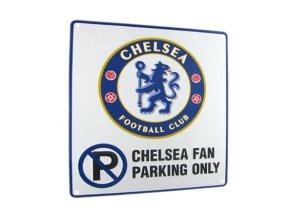 Cedule CHELSEA FC No Parking