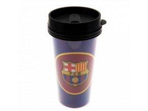Cestovní Hrnek Barcelona FC plastický