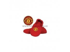 Dětské Papuče Manchester United FC Junior červené 25/26 (8/9)