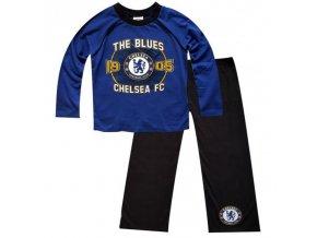 Pyžamo Chelsea FC Junior 5-6 let tb