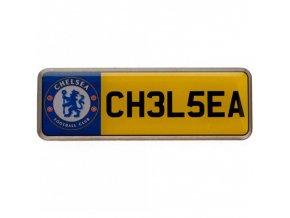 Odznak Chelsea FC Poznávací Značka