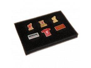 Odznaky Liverpool FC Sada 6ks