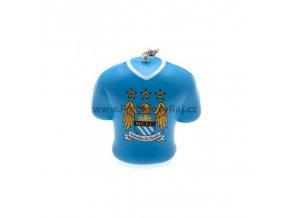 Antistresový Dres Manchester City Přívěšek
