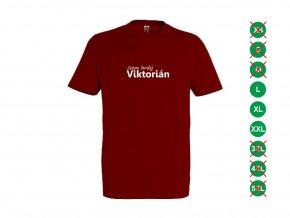 viktorian cervene